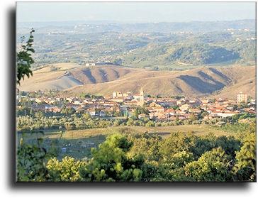 Casciana Terme - The town of Casciana Terme